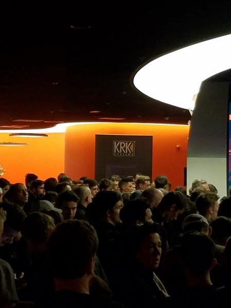 KRK at Dancefair