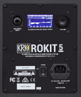 Rokit-5 Back Plate