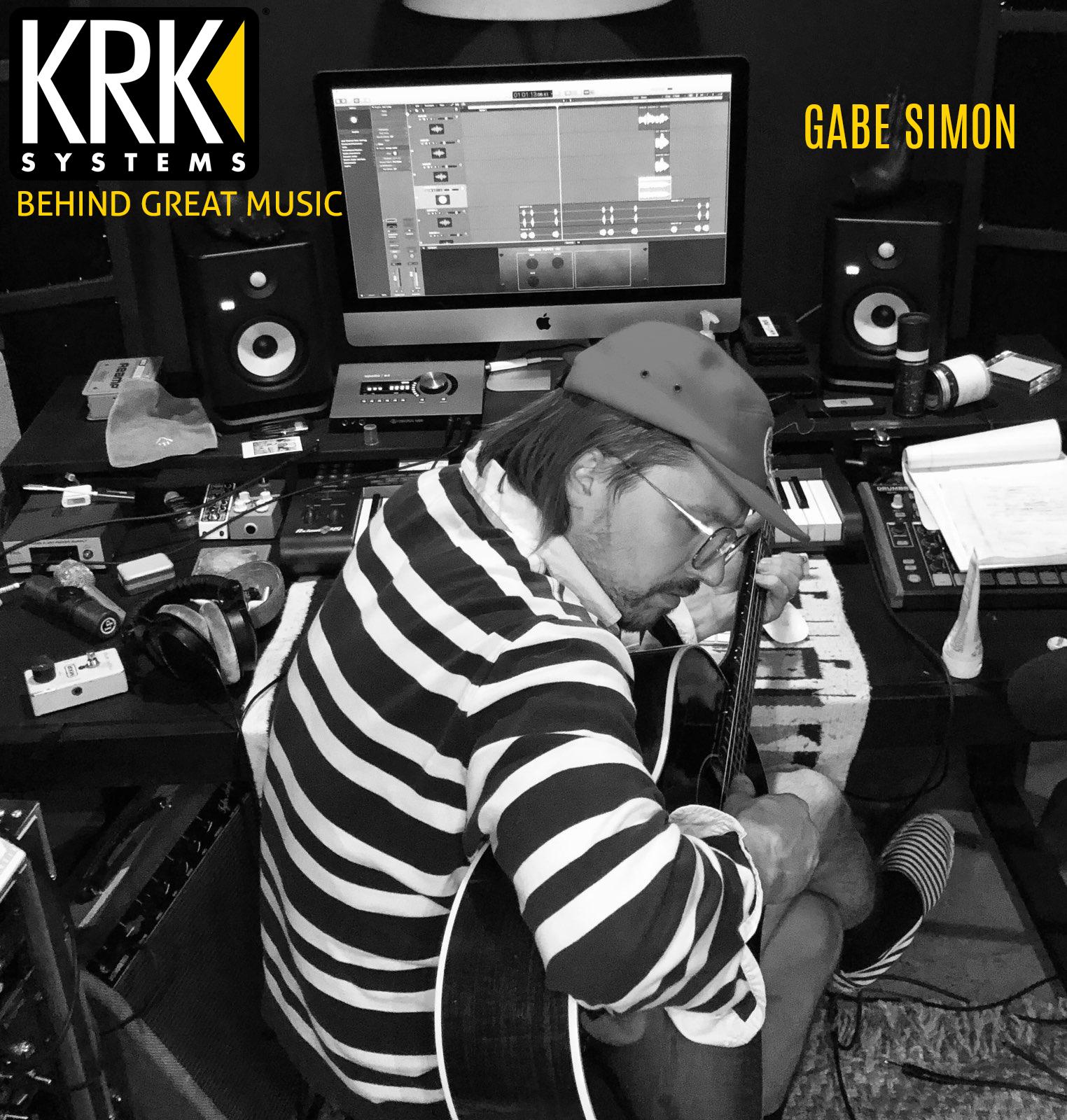Gabe Simon KRK 1