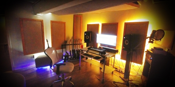 KRK DIY acoustic panels final