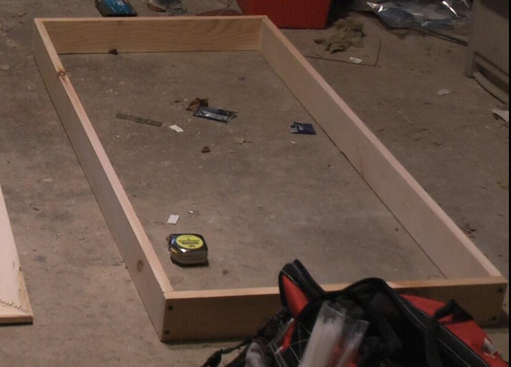 KRK DIY Acoustic-panels-finished-frame-box