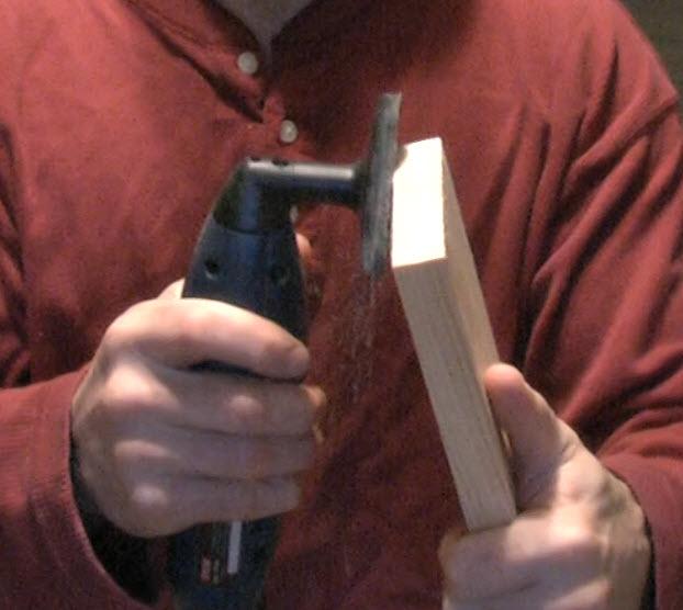 KRK DIY Acoustic-Panels-sanding